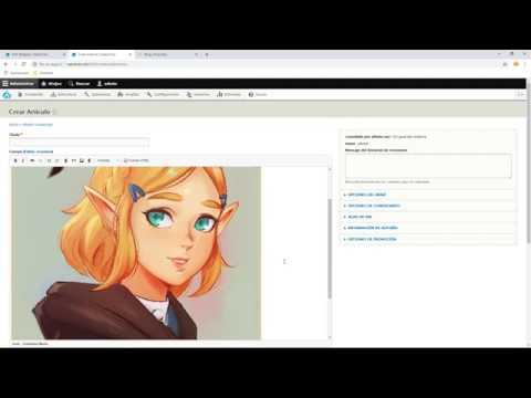 Mejorando la experiencia de usuario al crear contenido en Drupal 8 (parte 4) thumbnail
