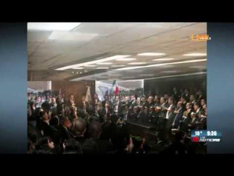 Finalmente quedó instalado el nuevo gobierno municipal de Monterrey