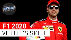 Sebastian Vettel's split with Scuderia Ferrari.