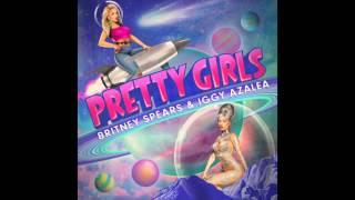 Britney Spears, Iggy Azalea - Pretty Girls (Instrumental) (Audio)