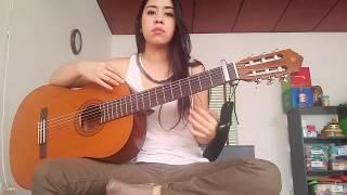 Amarillo - Shakira (Cover Natalia Wchima)