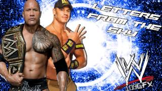 WWE Wrestlemania 29 [Cena vs. Rock] Theme Song - Letters From The Sky with Download Link