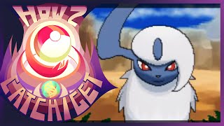 How & Where to catch/get - Absol in Pokemon X and Y