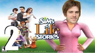 The Sims Life Stories - THE SHOVE (Part 2)