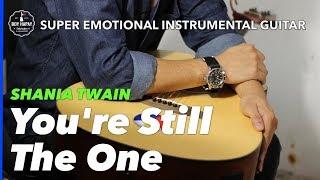 Download Lagu Youre still the one   Shania Twain Instrumental guitar karaoke cover version with lyrics mp3