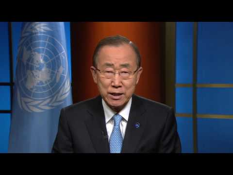 UN SG Ban Ki-moon message to the 4th Green Industry Conference