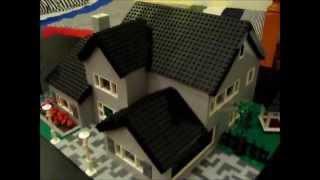 Moc - Lego 2 Story House