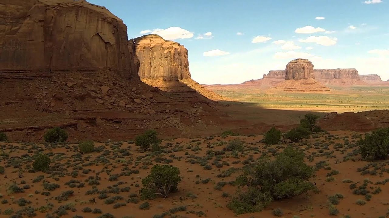 Monument Valley Navajo Reservation Youtube