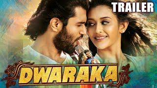 Dwaraka 2020 Official Trailer Hindi Dubbed | Vijay Deverakonda, Pooja Jhaveri, Prakash Raj
