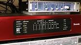 Microphone pre amplifier comparisons - YouTube