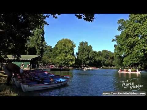 Paris - Timelapse Bois de Vincennes (full HD)