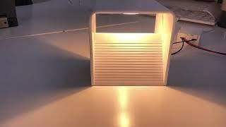 Đèn Led treo tường gắn tường trang trí trong nhà cầu thang Led 7W GT350 Ngân Tin