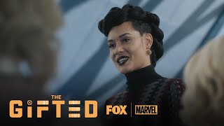Reeva Tells The Inner Circle To Prepare | Season 2 Ep. 15 | THE GIFTED
