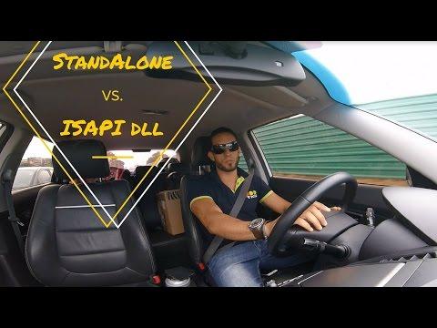 Deploy Intraweb. StandAlone vs. ISAPI dll