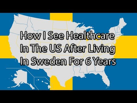 How I See Healthcare In The US After Living in Sweden For 6