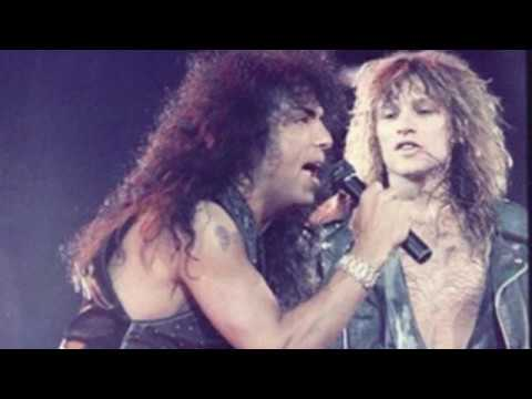 Paul Stanley on Jon Bon Jovi Mp3