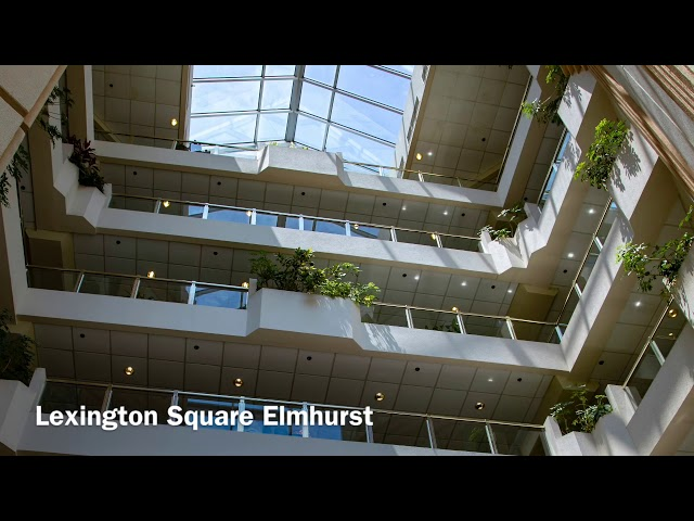 Two Minute Tour: Lexington Square Elmhurst and Lexington Square Lombard