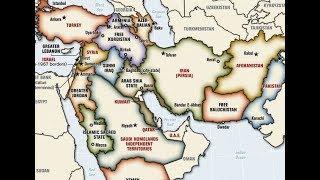 La recomposition géopolitique du Moyen-Orient - Elias Moutran