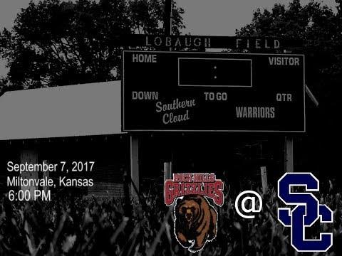 Southern Cloud vs Rock Hills Junior High Football