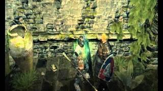 Petrus & Reah of Thorolund, Crestfallen Warrior and Lautrec of Carim (dialogues) 1/2