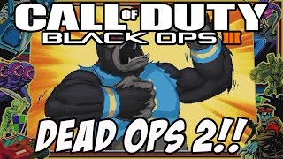 "How To Unlock ""DEAD OPS ARCADE 2"" (Call of Duty: Black Ops 3)"