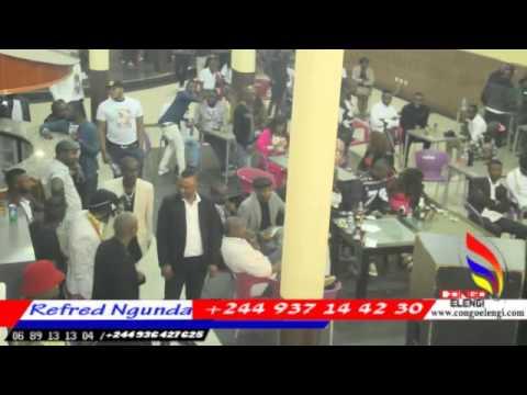 DIDIER LACOSTE  NON COMMENT BA SAPPER BAYINDISI NA CONCERT  Angola Luanda