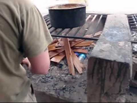 Cooking in a Combat Zone: Afghanistan Part 1