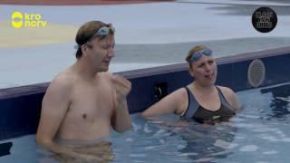 """In de zevende aflevering krijgt Klaas de opdracht: """"Kan Klaas 150 m..."""