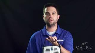 Портативный кислородный концентратор AirSep  FreeStyle 5 - Обзор 1