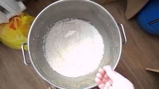 рисовая водка. Часть 1 - приготовление сусла