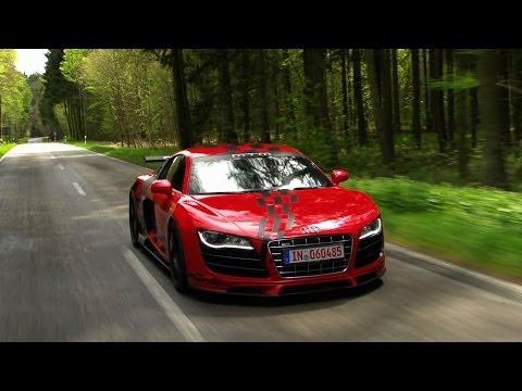 MTM Audi R8 V10 Spyder / R8 V10 Coupé