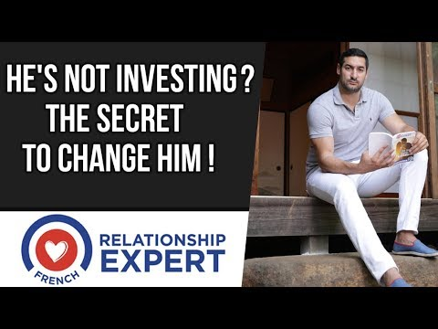 He's Not Investing In You : The Secret To CHANGE Him !