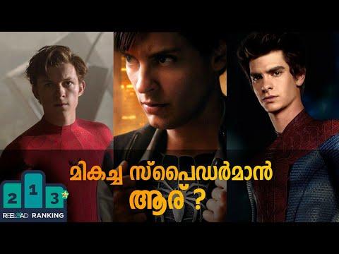 Who is the best Spiderman ? | Reeload Ranking | Reeload Media