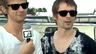 Muse - Funny Interview Moments