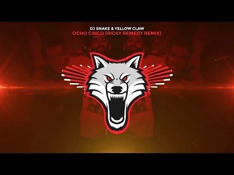 DJ Snake & Yellow Claw - Ocho Cinco (Ricky Remedy Remix)