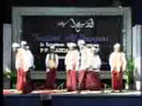 festival albanjari pp madaf 2013 HUBUNABI JATIAGUNG