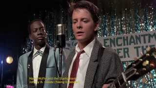 Marty McFly and the Starlighters - Johnny B.  Goode (Swing Extended)