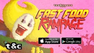 FAST FOOD RAMPAGE - OFFICIAL TRAILER!