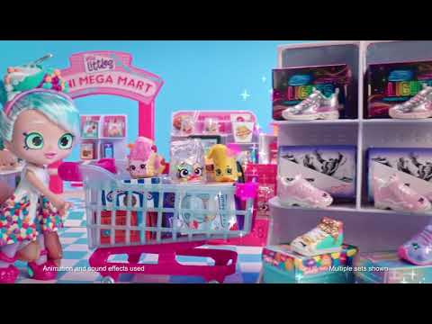 """SHOPKINS Real Littles 