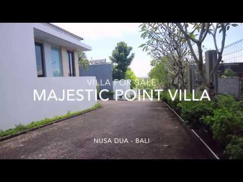 Luxury Private Villa For Sale: Nusa Dua, Bali (Tour Video)