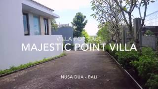 Luxury Private Villa For Sale: Nusa Dua, Bali