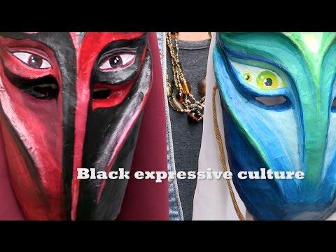Exploring black expressive culture