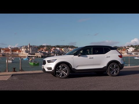 volvo xc40 t5 awd geartronic 8 first edition youtube. Black Bedroom Furniture Sets. Home Design Ideas