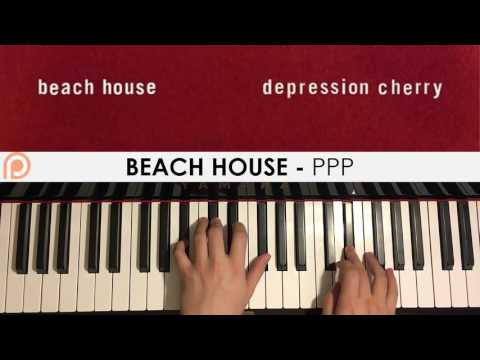 Beach House - PPP (Piano Cover) | Patreon Dedication #114