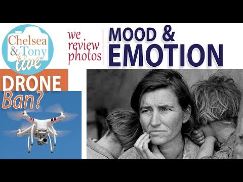TCLive: Canon FULL FRAME MIRRORLESS, Drone Ban, Mood & Emotion Pic Reviews