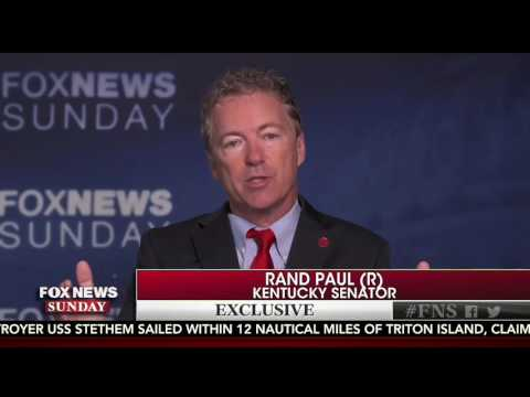 Sen. Rand Paul: Replace Obamacare with Freedom, Choice, and Competition - July 2, 2017