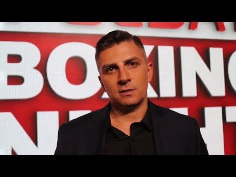 Borek Vlog - kulisy organizacji Polsat Boxing Night