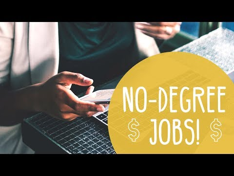 10 Awesome Professional Jobs That Don't Require A Degree | The Financial Diet