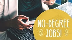 10 Awesome Professional Jobs That Don't Require A Degree