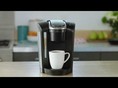 Keurig K-Select Coffee Maker Review, Single Serve K-Cup Pod Coffee Brewer, With Strength Control